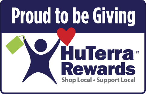 HuTerra Rewards Badge